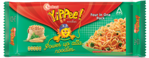 sunfeast yippee! Power up Atta 4 in 1 3D Pack - FOP 2