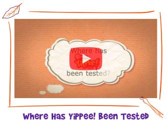 yippee! testing
