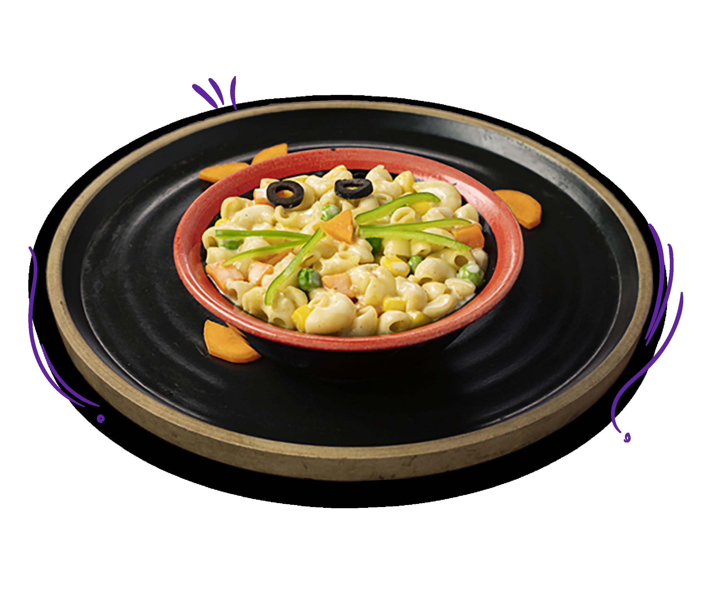 YiPPee! Creamy Pasta Bowl