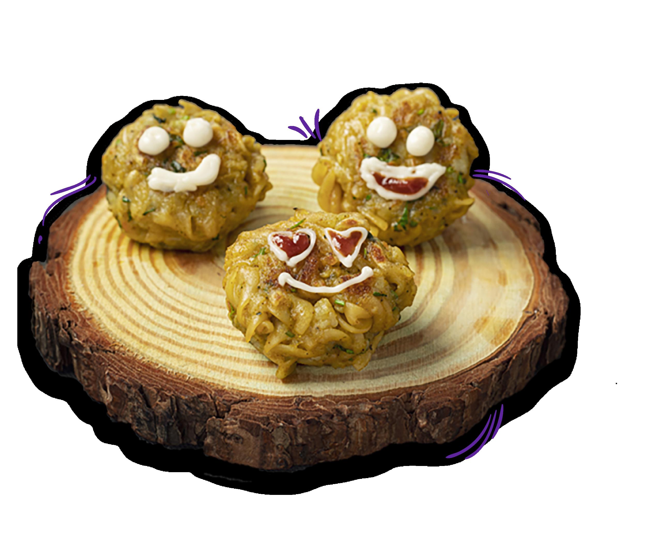 YiPPee! Pasta Tikki
